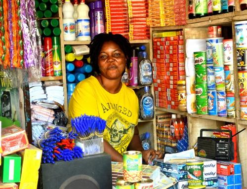 Nachhaltig investieren – Mikrofinanzinstitut in Ghana