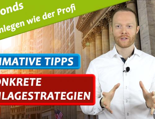 ETF Fonds – Geld anlegen wie die Profis – Do it yourself Tipps