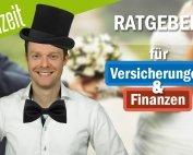 Nach der Hochzeit: Ratgeber für Versicherungen und Finanzen