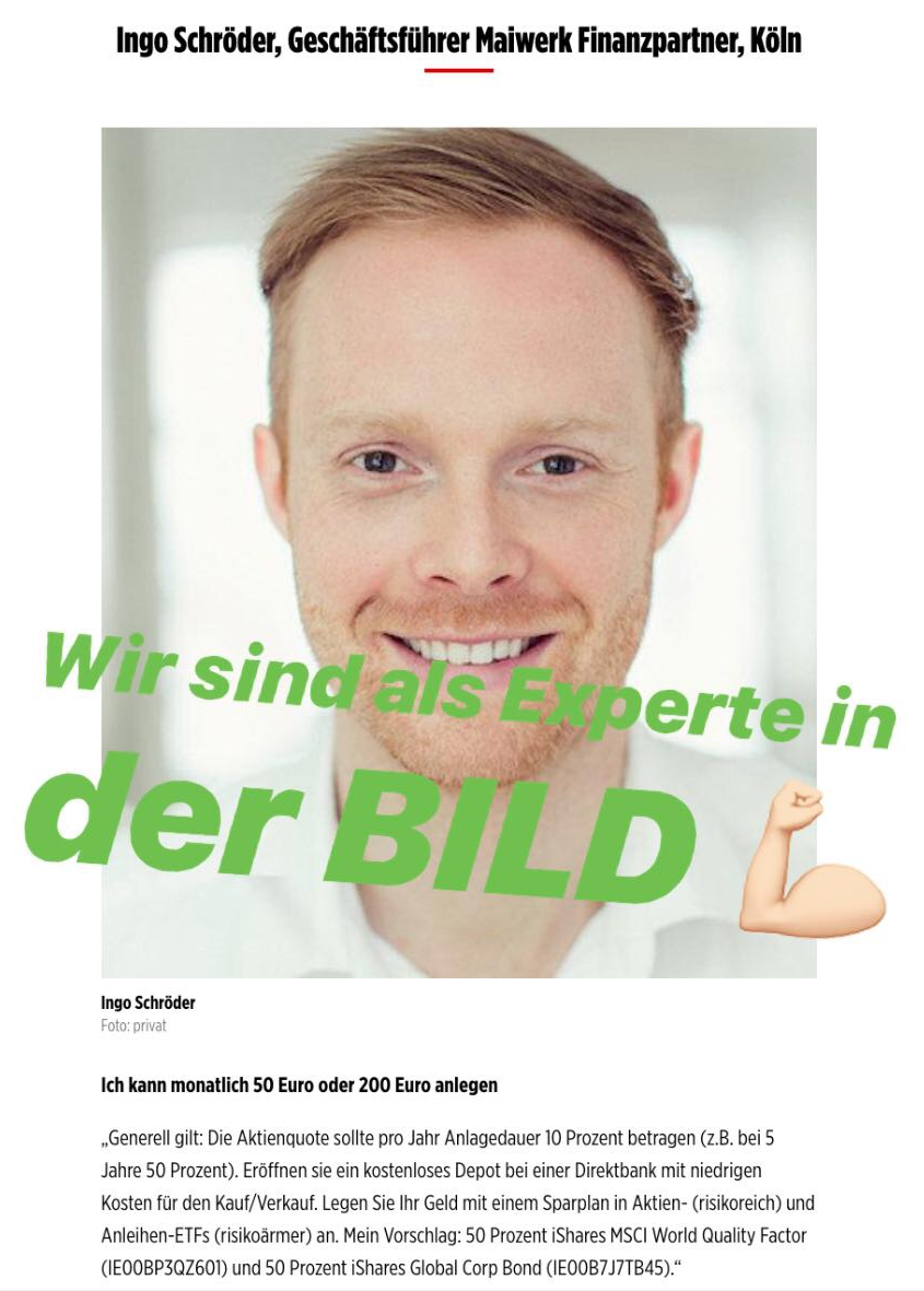 Deutschlands beste Geldanlagerberater