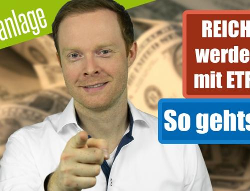 Reich werden mit ETFs – 30.000% Rendite (!) – So geht's