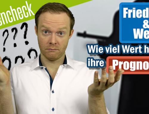 Friedrich & Weik FAKTENCHECK: Wie viel Wert haben ihre PROGNOSEN?