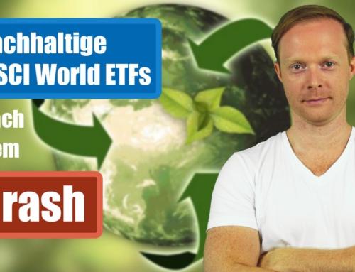 Nachhaltige MSCI World ETFs – Performance seit Corona-Crash